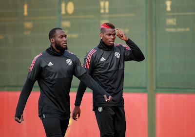 Vertrekken Paul Pogba en Romelu Lukaku nog bij Manchester United?