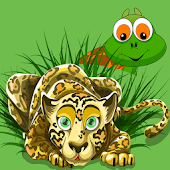 Guess animal on picture for kids 0+
