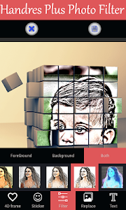 4D Collage Photo Frame screenshot 1