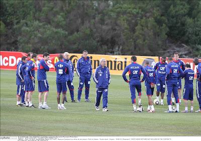 Sidney Govou désigne les coupables de l'échec français au Mondial 2010