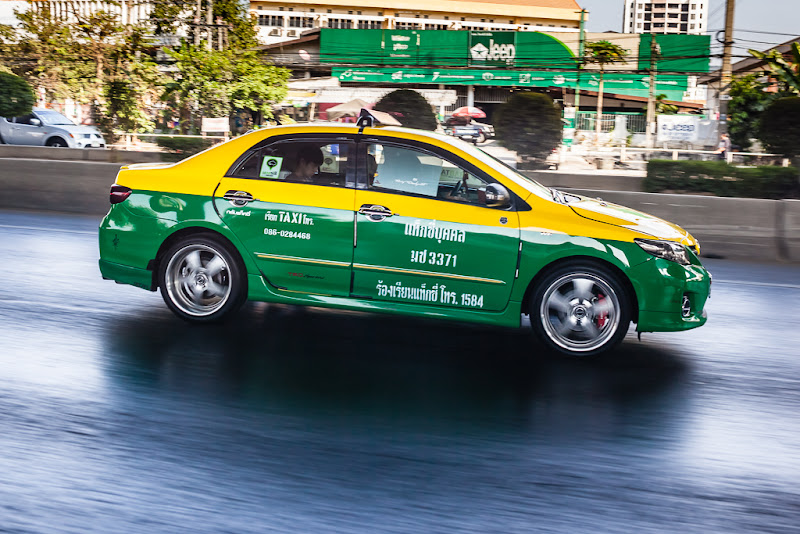 Thai Taxi di Dario Lo Presti