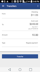 Dort Federal Mobile Banking- screenshot thumbnail