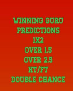 WinningGuru Prediction - Apps on Google Play
