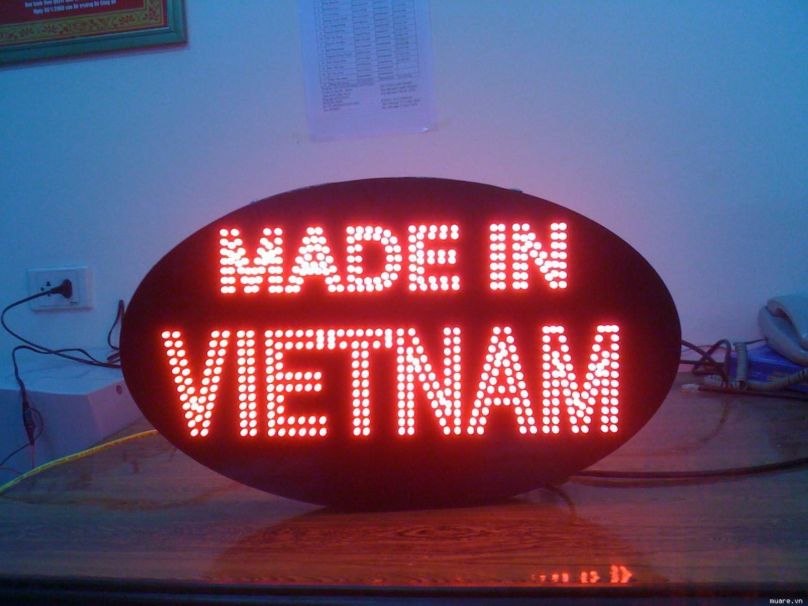 làm biển điện tử tại Hà Nội