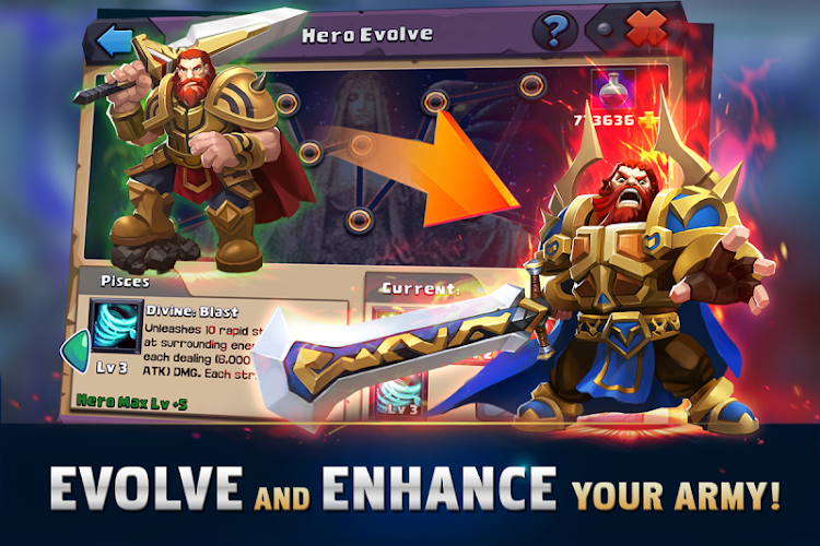 Clash of Lords: Guild Brawl 1.0.410 MOD (Unlimited Money) 2