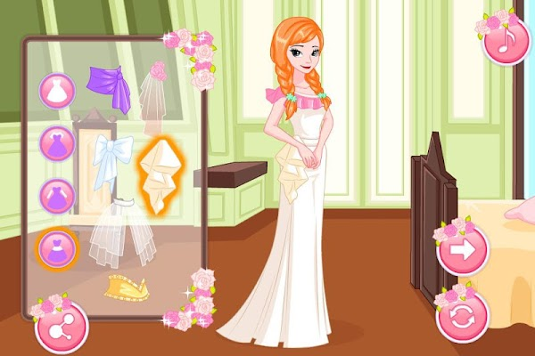 Bridesmaid Makeover - screenshot