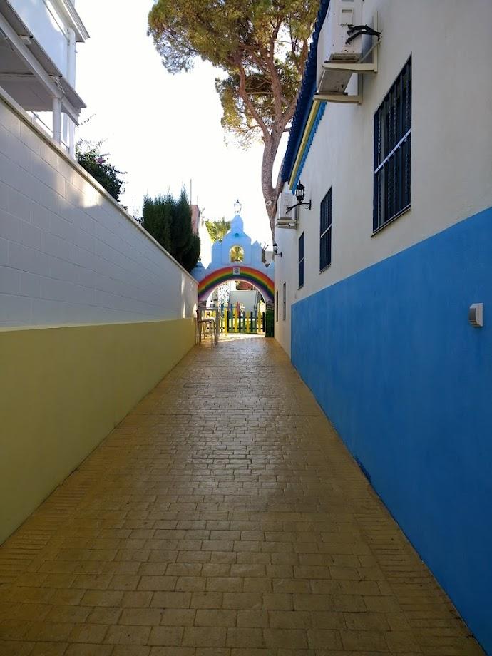 Foto La Terraza de EduCastle 8