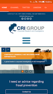CRIGroup- screenshot thumbnail