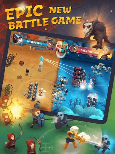 Battle Legion - Mass Battler filehippodl screenshot 9