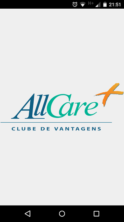 AllCare +- screenshot
