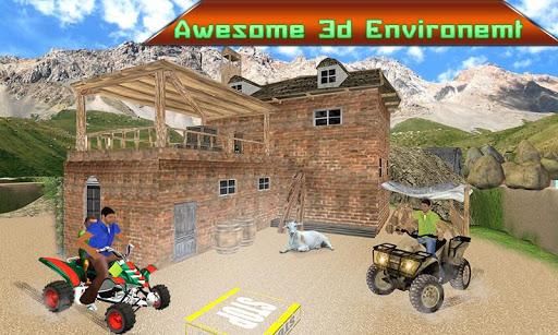 Quad Bike OffRoad Mania 2017 1.0.6 screenshots 6