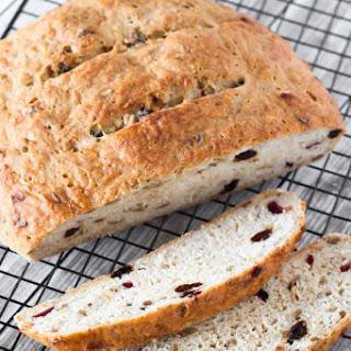 Gluten Free Vegan Muesli Bread.