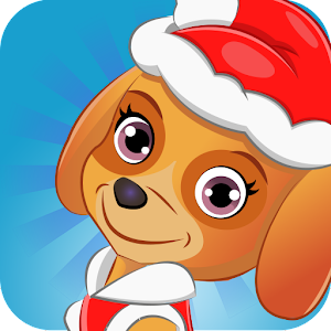 Christmas paw hidden object for PC and MAC