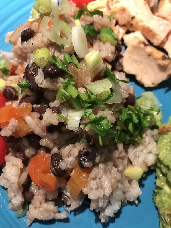 Costa Rican Rice And Beans (gallo Pinto) Recipe