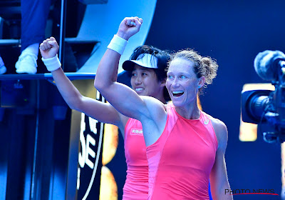 Stosur en Zhang pakken titel bij dames op US Open ten koste van Amerikaans talent Gauff en diens dubbelpartner