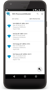 WIFI PASSWORD MASTER 4.1.6 [Pro Unlocked] Cracked APK 1