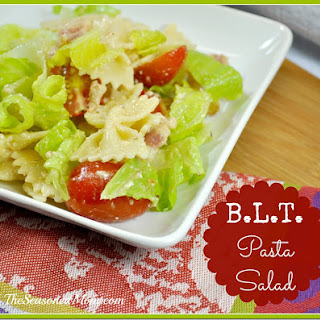 B.L.T. Pasta Salad.