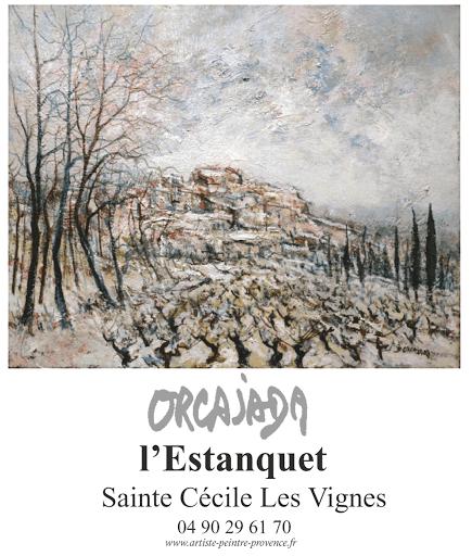 Paysages d'hiver, benjamin Orcajada