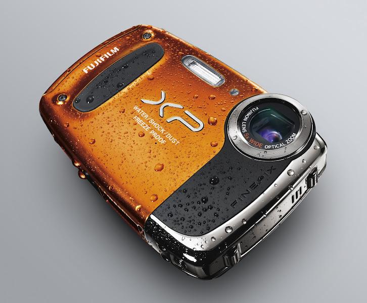 Photo: Fujifilm XP50