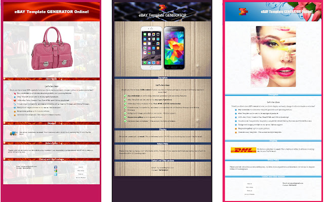 ebay template generator