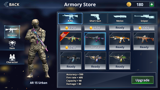 GO Strike : Online FPS Shooter screenshots 13