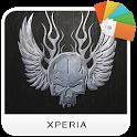 XPERIA™ Headbanger Theme icon