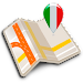 Map islands of Italy offline Icon