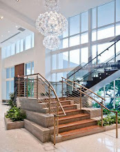 Photo: Talk about first impressions! The Paramount Bay Lobby.