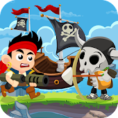 Jake and the Skull Pirate