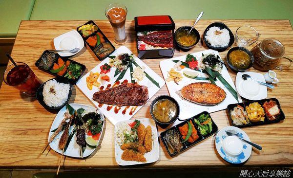 晴天廚房~現點現做媽媽味美食,適合上班族.親子用餐!