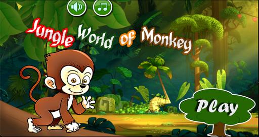 Jungle World of monkey Run