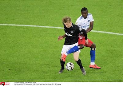 🎥 Coupe d'Allemagne : Orel Mangala et Hambourg chutent en demi-finale face au RB Leipzig