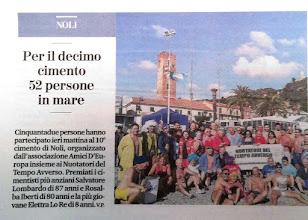 Photo: La Stampa 10 febbraio 2019