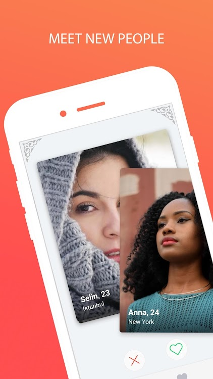 Kismet - Meet & Chat for Dating and Marriage – (Android