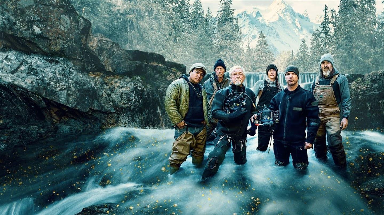 Watch Gold Rush: White Water live