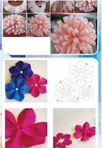 Step by step flannel flower - screenshot thumbnail 10
