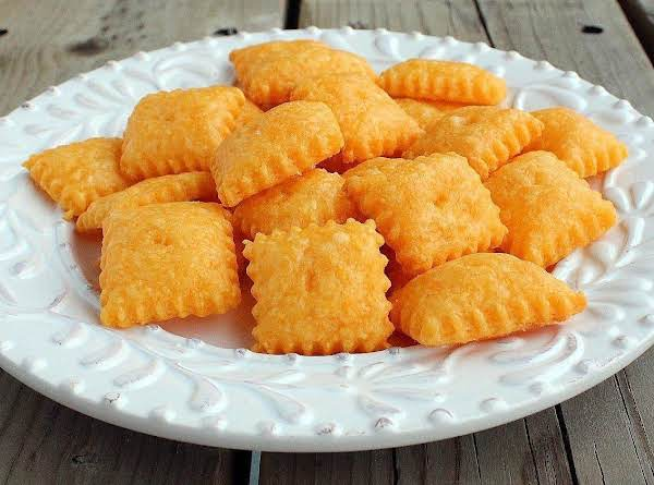 Homemade Cheez-its Recipe
