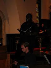 Photo: April 2008: Final Concert; Reginald Mobley
