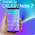 Theme for Samsung Galaxy Note7