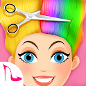 Super Hair Salon:Hair Cut & Hairstyle Makeup Games icon