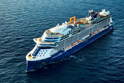 Escape to sun-soaked destinations in the Caribbean and classic destinations in the Mediterranean on Celebrity Apex.