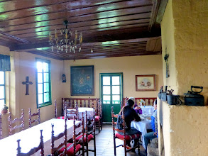 Photo: Country inn dining room