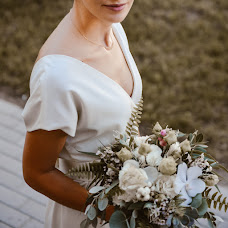 Wedding photographer Justyna Dura (justynadura). Photo of 15.03.2018