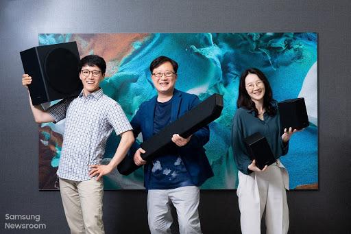 The Secret Behind the Rich, Powerful Sound of Samsung's Premium Soundbar