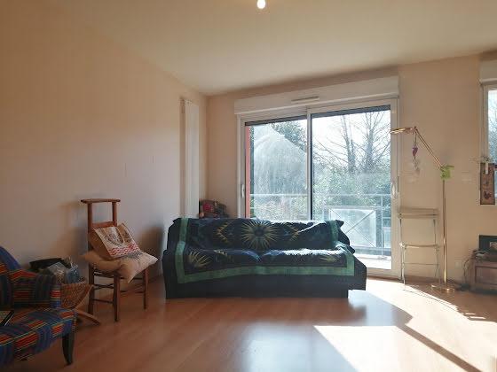 Vente appartement 3 pièces 54,85 m2