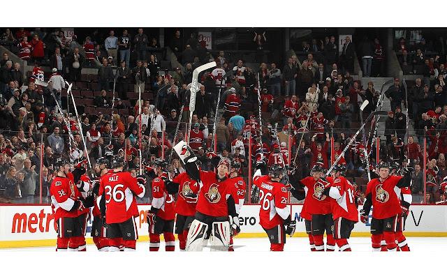 Ottawa Senators Tab