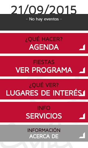 Agenda Cultural Ayto. Ávila