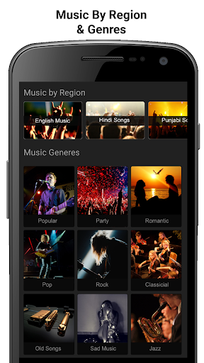 BV-Player - Music, Videos  and Songs screenshots 2