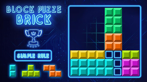 Brick Block Puzzle Classic 2020 screenshots 10