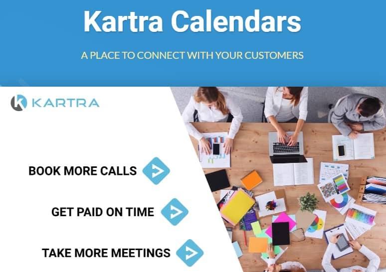 Kartra Review - Calendars